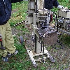 地盤調査・コンクリート強度非破壊試験