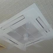 事務所の空調改修