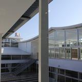 守山中学校校舎改築の内覧会