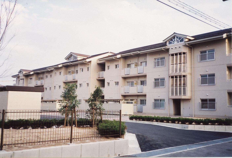 長浜市営住宅八幡中山団地