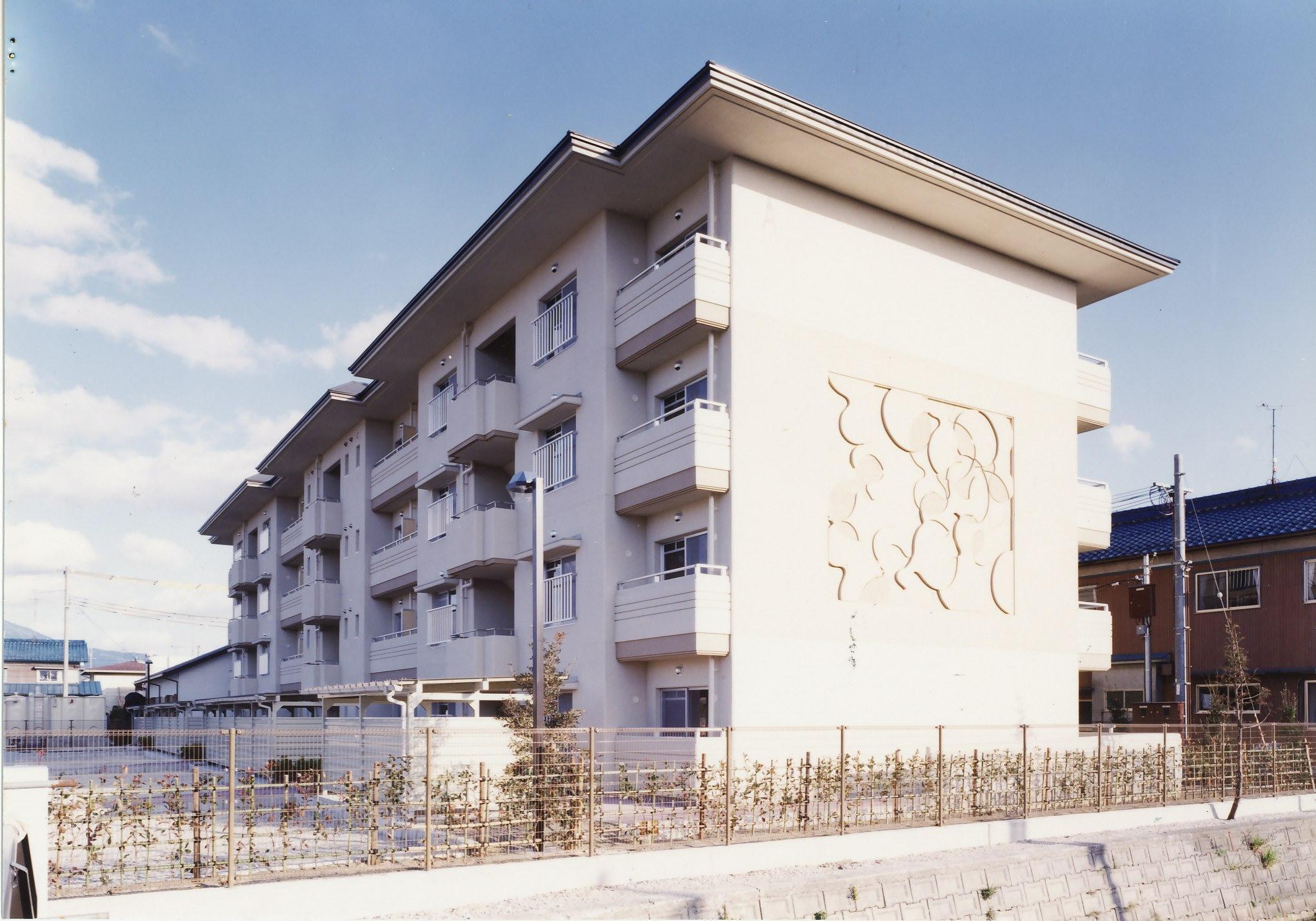 殿町県営住宅