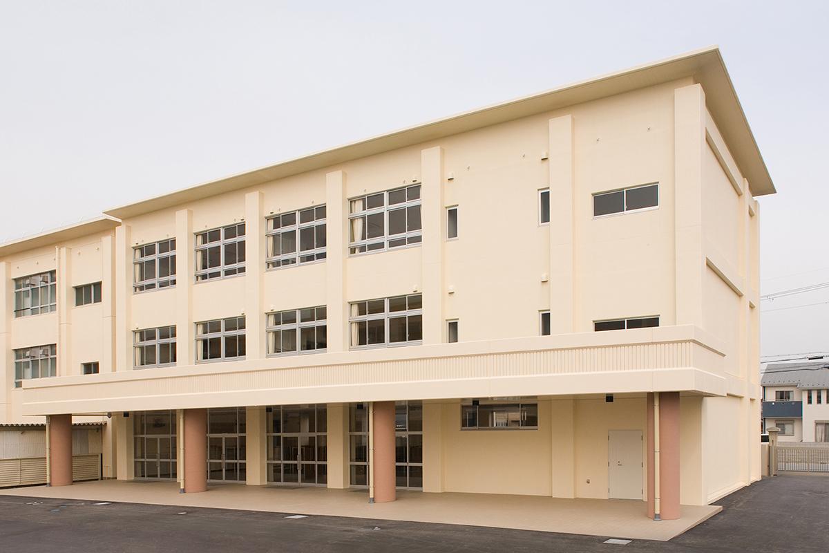 長浜市 神照小学校校舎増築