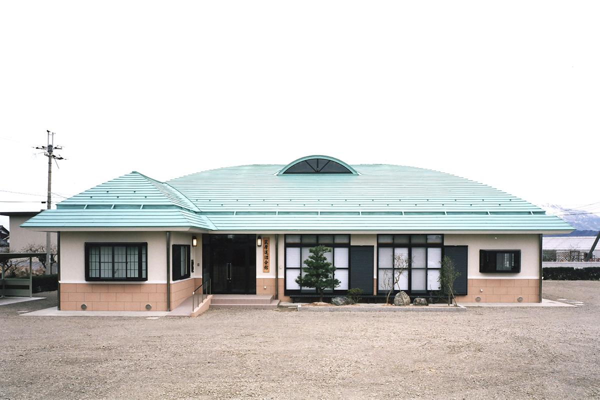 筑摩蓮沼会館
