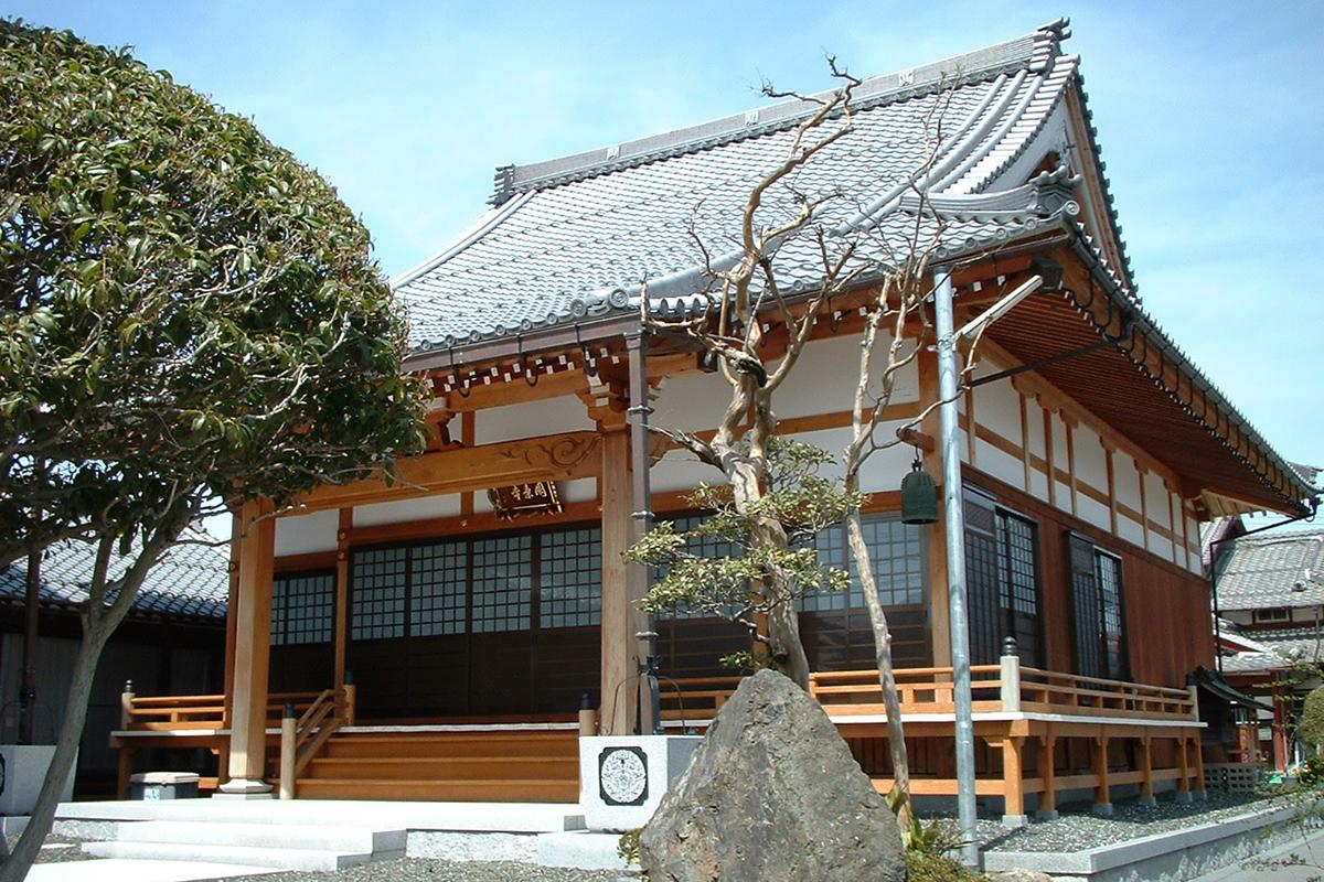 社寺建築「円乗寺」