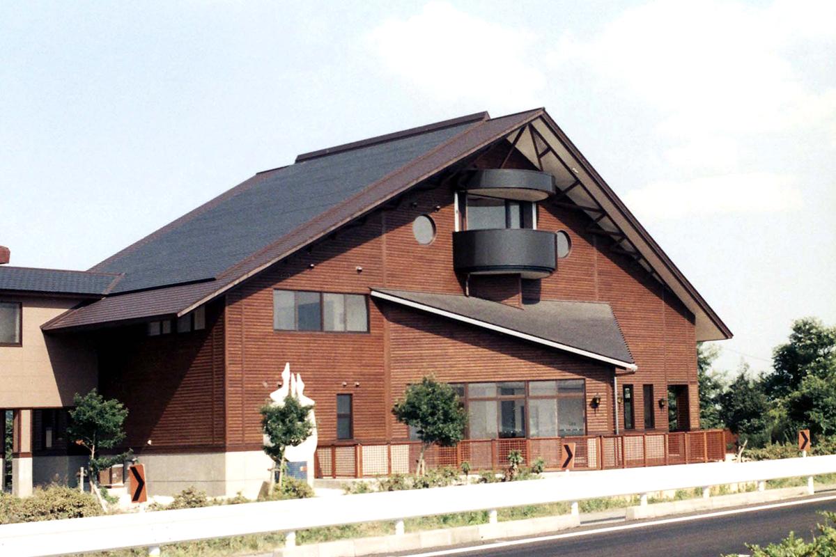琵琶湖水鳥湿地センター