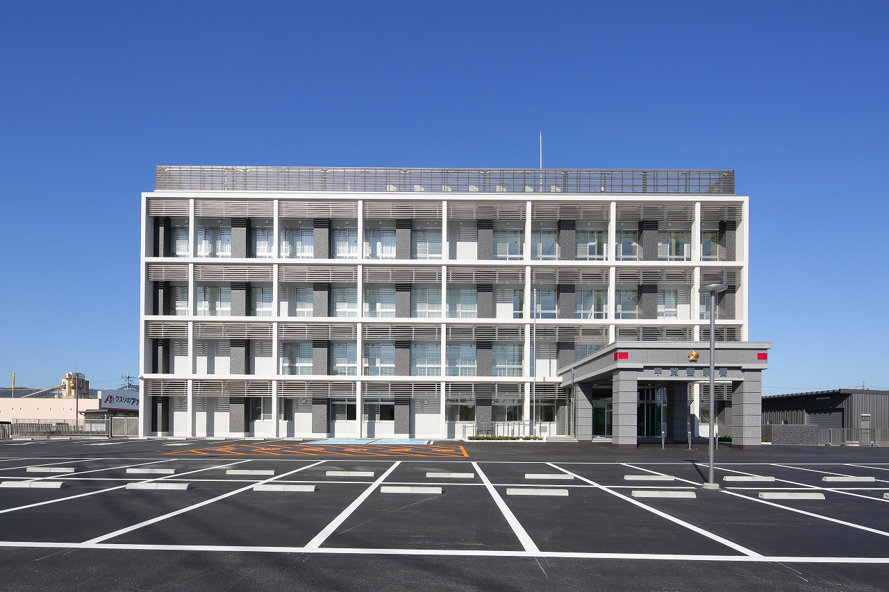 甲賀警察署庁舎