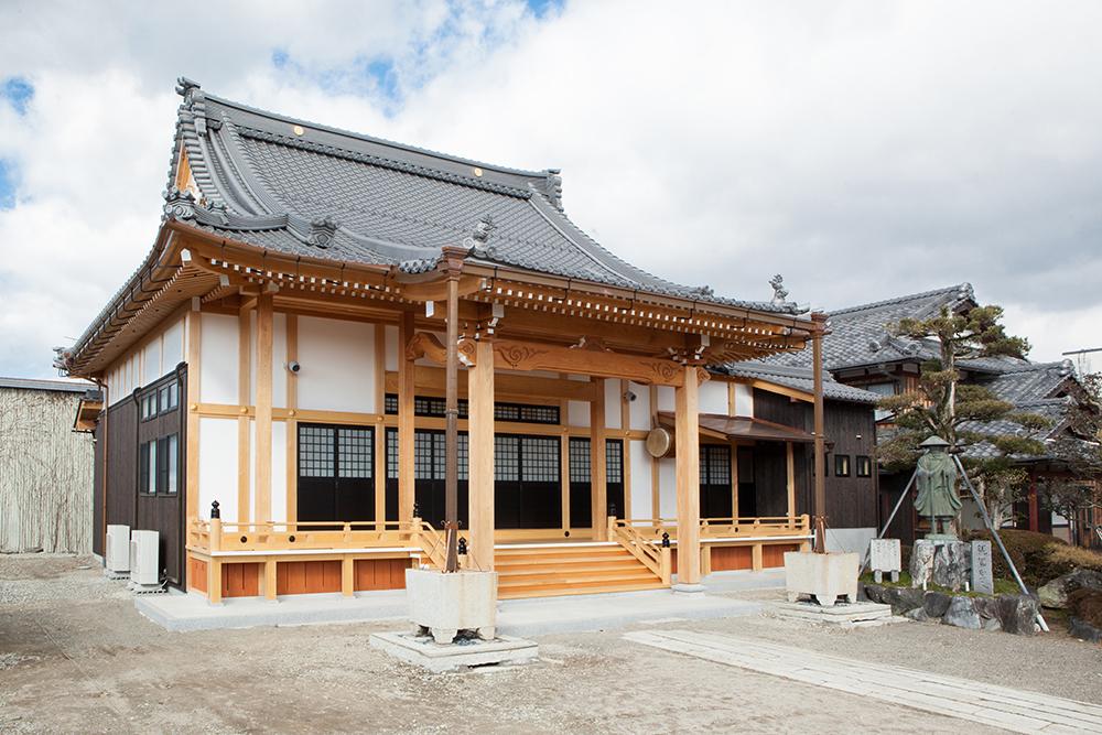寺社建築「浄光寺」
