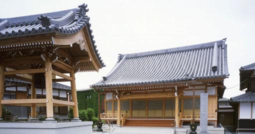 伝統に基づく寺社建築 光覚寺