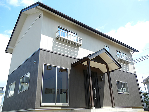地元大工さんが建てた「長期優良住宅」